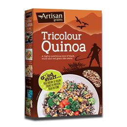 Artisan Grains Quinoa Tricolour 200g
