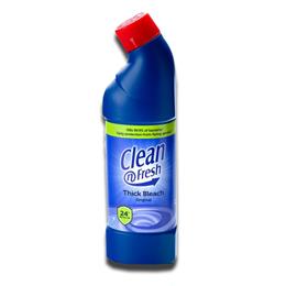 Clean & Fresh Thick Bleach 750ml