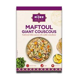 Al'fez Maftoul Giant Couscous Traditional Nutty Flavour 200g