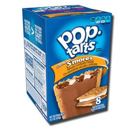 Kellogg's Pop Tarts 'Smores 8's 416g