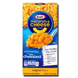 Kraft Macaroni 'n Cheese 206g