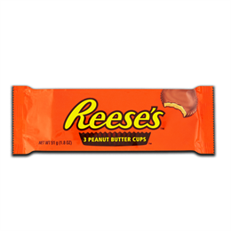 Reese's Peanut Butter Cups 3's 51g