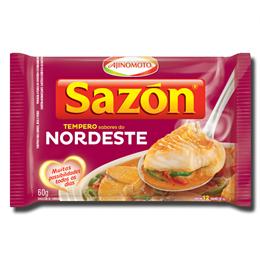 Sazon Tempero do Nordeste 60g