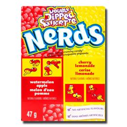 Wonka Nerds Watermelon Apple Cherry Lemonade 46,7g