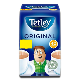Tetley Tea Bags 40s