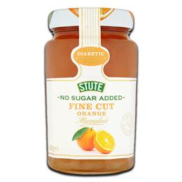 Stute Diabetic Fine Orange Marmalade 430g