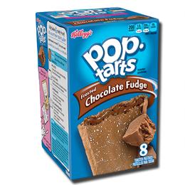 Kellogg's Pop Tarts Frosted Chocolate Fudge 8 416g