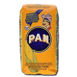 Pan Yellow Maize Meal 1Kg