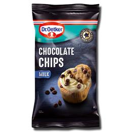 Dr. Oetker Chocolate Chips Luxury Milk 100g