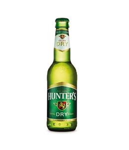 Hunter's Dry Cider Bottle SA 330ml