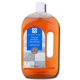 Coop Antiseptic Desinfectant 500ml